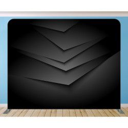 Black Abstract Triangles