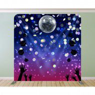 Glitter Disco Ball Graduation